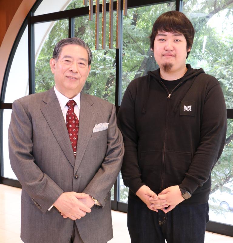 —–S3-1 第17弾 BASE株式会社 代表取締役CEO 鶴岡 裕太 氏